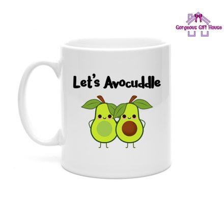 Let's Avocuddle Mug