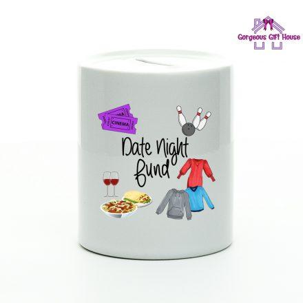 Date Night Fund Money Box