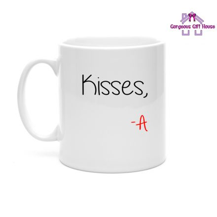 Pretty Little Liars inspired gift mug by Gorgeous Gift House