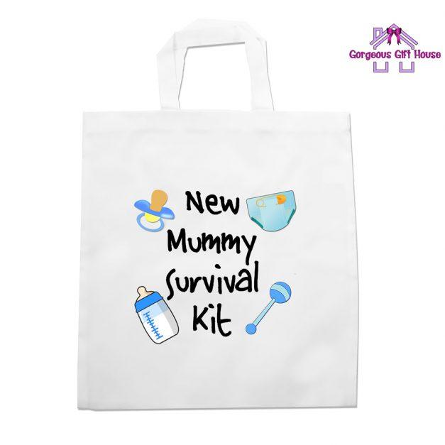 new mummy survival kit