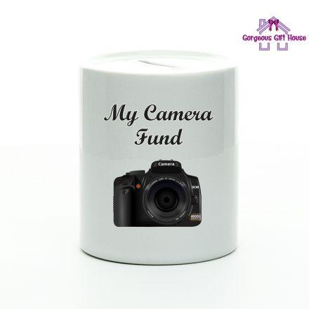 My Camera Fund Money Box