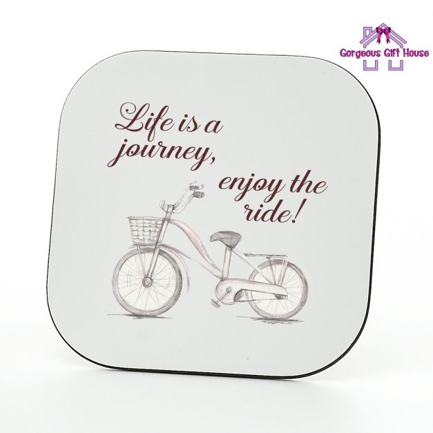 life is a journey enjoy the ride coaster