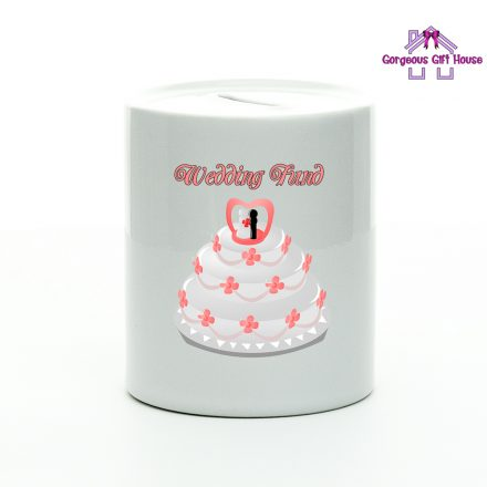 Wedding Fund Money Box