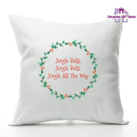 Jingle Bells Cushion