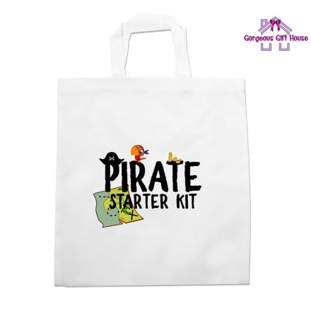 Pirate Starter Kit Tote Bag