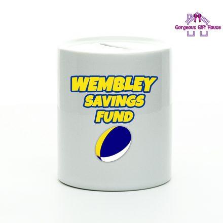 wembley savings fund money box