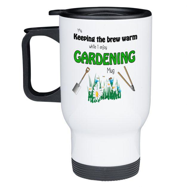 Travel Mug Gift For Gardeners