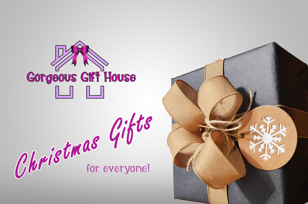 Christmas Gifts For Everyone at Gorgeous Gift House, The Home Of Personalised Gifts