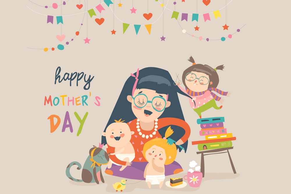 Mother's Day 14th March 2021
