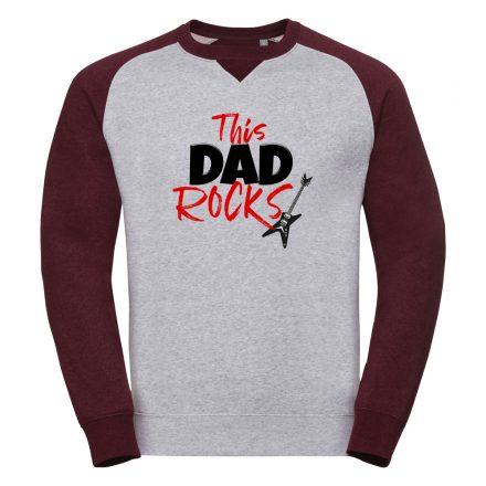 this-dad-rocks-burgundy-melange-sweatshirt
