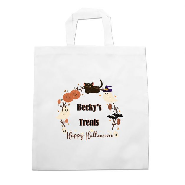 personalised-happy-halloween-treats-tote-bag